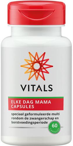 Vitals Elke Dag Mama Capsules 60 vegetarische capsules