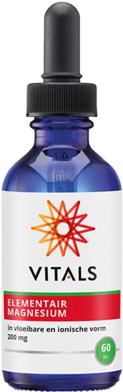 Vitals Elementair Magnesium 60 milliliter