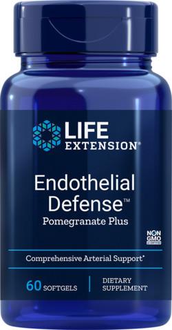 Life Extension Endothelial Defense Pomegranate Plus