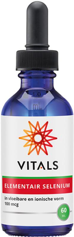 Vitals Elementair Selenium 60 milliliter