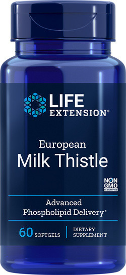 Life Extension Advanced European Milk Thistle