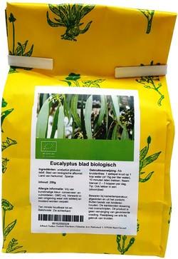 Biologisch fijngesneden Eucalyptusblad