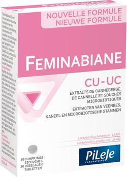 Pileje Laboratoire Feminabiane UC 28 capsules