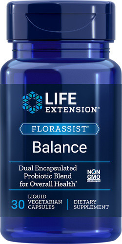Life Extension Florassist® Balance 30 capsules