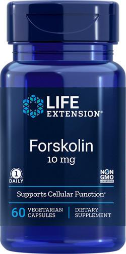 Life Extension Forskolin 60 capsules