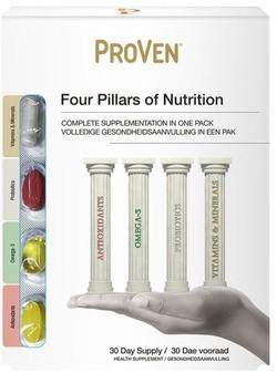 Pro-Ven Probiotics Four Pillars of Nutrition 120 capsules
