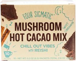 Four Sigmatic Reishi Mushroom Hot Cacao Mix