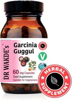 Dr. Wakde Garcinia & Guggul 60 capsules