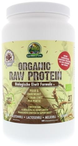 Garden of Life Raw protein chocolate 664 gram