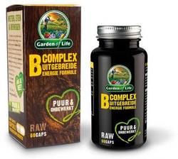 Vitamine B complex capsules Garden of Life