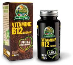 Vitamine B12 capsules Garden of Life