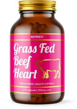 Nutriest Heart 270 capsules biologisch