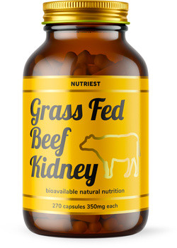 Nutriest Kidney 270 capsules biologisch