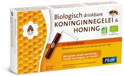 Pileje Laboratoire Koninginnegelei en Honing Bio 10 dosissen