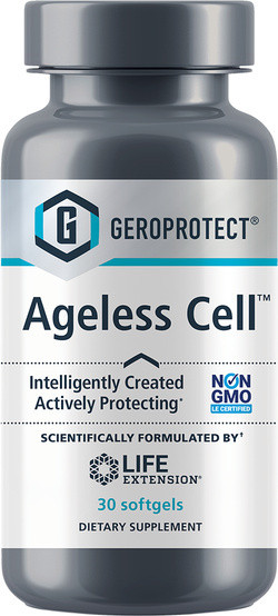 Life Extension Geroprotect® Ageless Cell 30 softgel capsules