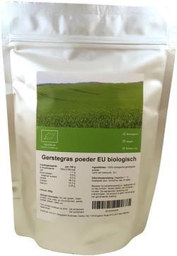 Gerstegras Poeder EU Bio biologisch