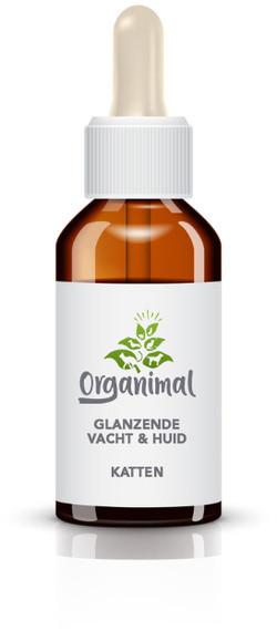 Organimal Glanzende vacht en huid 50 milliliter