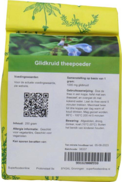 Shakthee Glidkruid theepoeder 250 gram