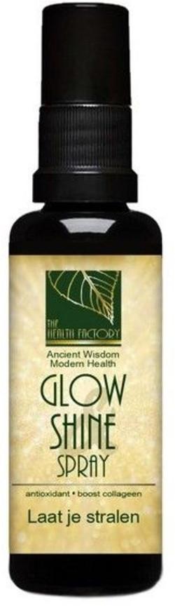 The Health Factory Glow & Shine spray 50 milliliter
