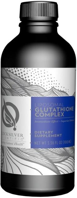 Quick Silver Liposomal Glutathione Complex 100 milliliter