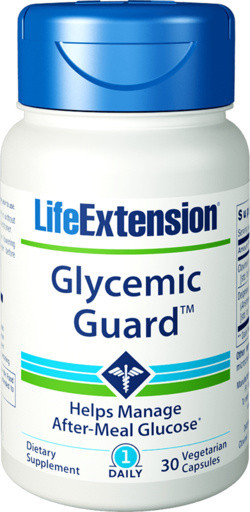Life Extension Glycemic Guard 30 vegetarische capsules