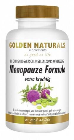 Golden Naturals Menopauze Formule 60 capsules