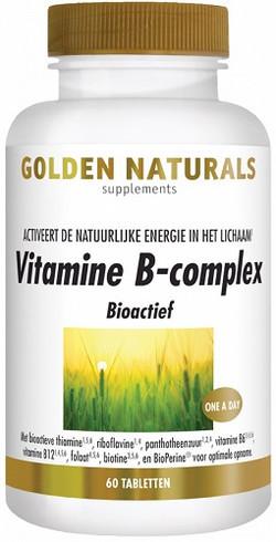 Golden Naturals Vitamine B-complex