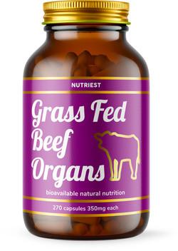 Nutriest Organ Complex 270 capsules biologisch