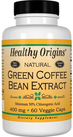 Healthy Origins Green Coffee Bean extract