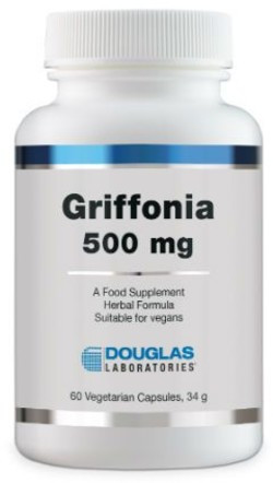 Douglas Laboratories Griffonia 500 mg 60 vegetarische capsules
