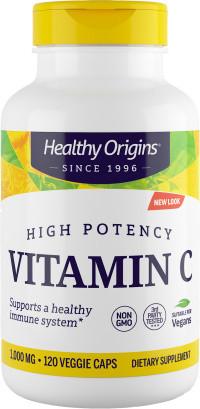 Healthy Origins Vitamin C 1000 mg