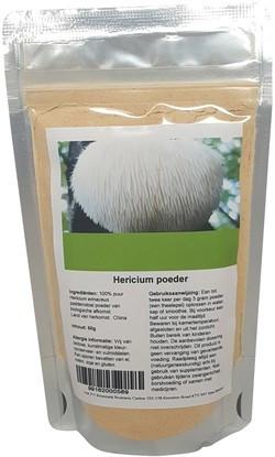 Lion's Mane Hericium Kopen bij Superfoodsonline 60 gram