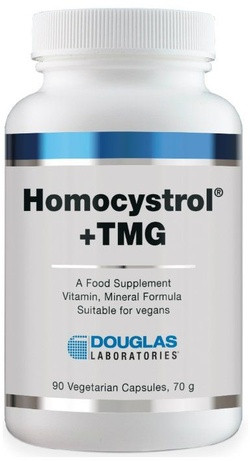 Douglas Laboratories Homocystrol + TMG 90 capsules