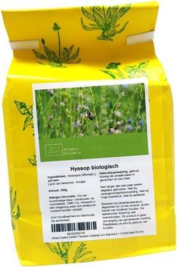 Hyssop poeder 250 gram biologisch