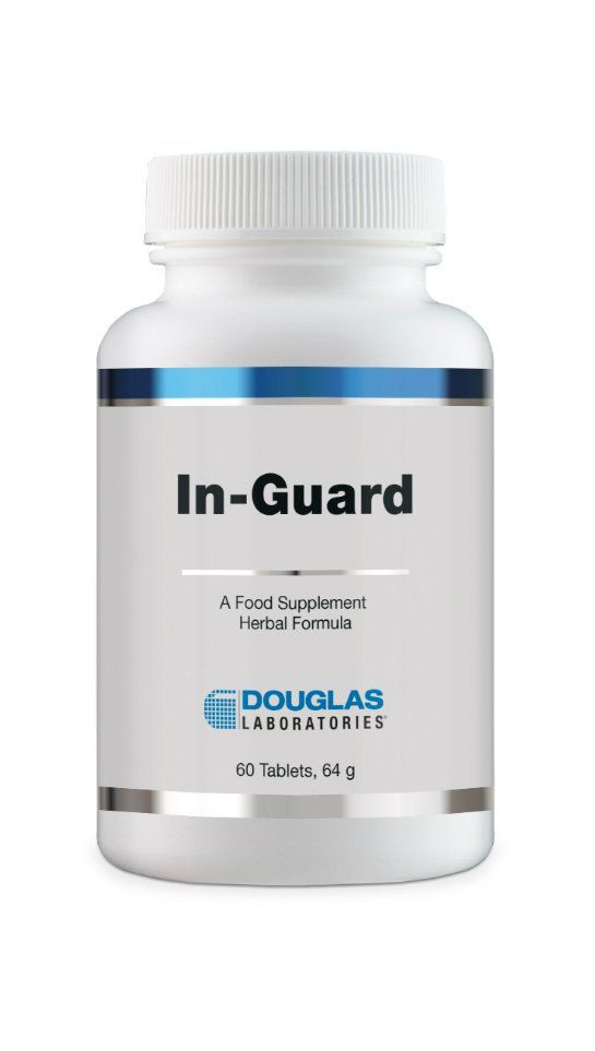 Douglas Laboratories In-Guard 60 tabletten