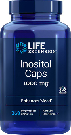 Life Extension Inositol 360 capsules