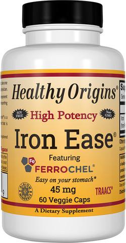 Healthy Origins Iron Ease