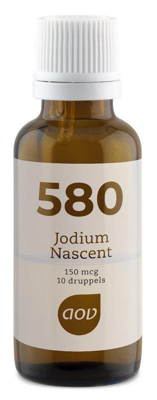 AOV Jodium Nascent - 580 15 milliliter