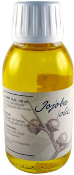 Het Blauwe Huis Jojoba Olie BIO 100 milliliter biologisch