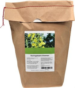 Shakthee Koningskaars (mullein) bloemen 250 gram