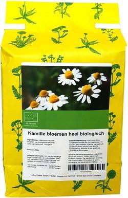 Biologische kamille bloemen bestellen bij Superfoodsonline