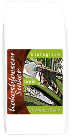 De Nieuwe Band Kokosbloesemsuiker 500 gram biologisch