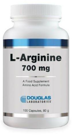 Douglas Laboratories L-Arginine 700 100 capsules