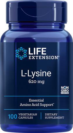 Life Extension L-Lysine 620