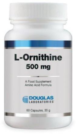 Douglas Laboratories L-Ornithine 500 60 capsules