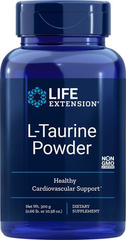 Life Extension L-Taurine Poeder 300 gram