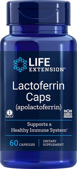 Life Extension Lactoferrine 60 capsules