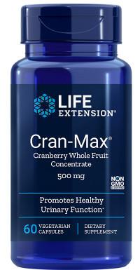 Life Extension Cran-Max 60 vegetarische capsules
