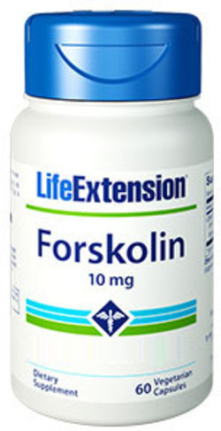 Life Extension Forskolin 60 capsules
