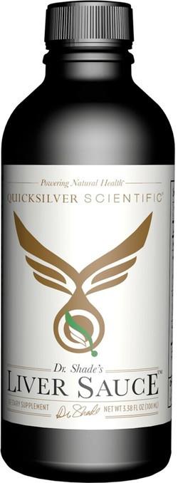 Quick Silver Liver Sauce 100 milliliter